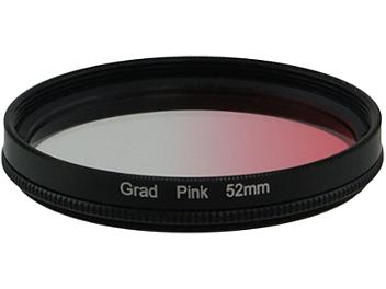 Globalmediapro Graduated Color Filter 52mm - Pink