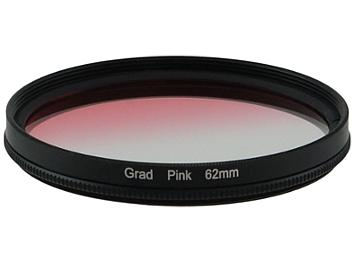 Globalmediapro Graduated Color Filter 62mm - Pink
