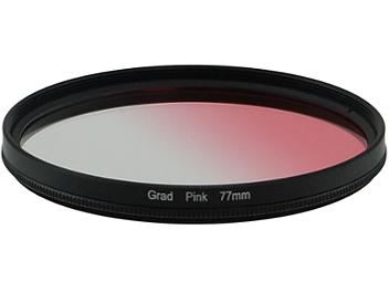 Globalmediapro Graduated Color Filter 77mm - Pink