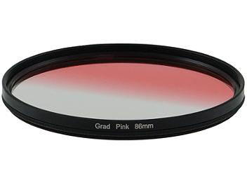 Globalmediapro Graduated Color Filter 86mm - Pink
