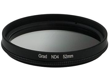 Globalmediapro Neutral Density ND4 Graduated Filter 52mm