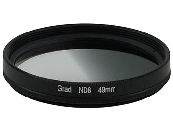 Globalmediapro Neutral Density ND8 Graduated Filter 49mm