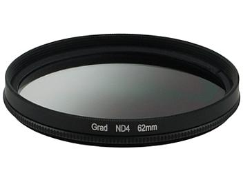Globalmediapro Neutral Density ND4 Graduated Filter 62mm