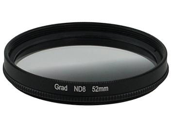 Globalmediapro Neutral Density ND8 Graduated Filter 52mm