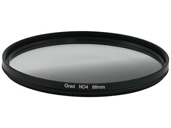 Globalmediapro Neutral Density ND4 Graduated Filter 86mm