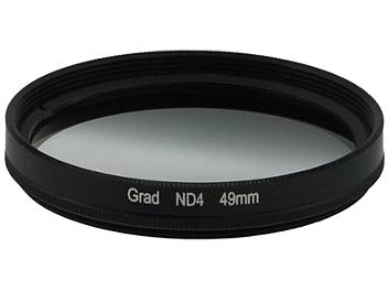 Globalmediapro Neutral Density ND4 Graduated Filter 49mm