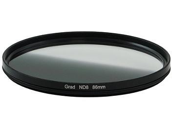 Globalmediapro Neutral Density ND8 Graduated Filter 86mm