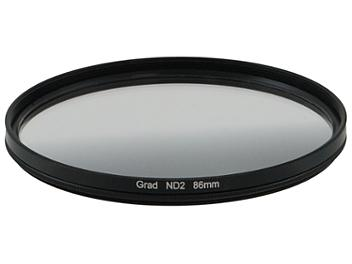 Globalmediapro Neutral Density ND2 Graduated Filter 86mm