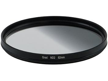 Globalmediapro Neutral Density ND2 Graduated Filter 82mm