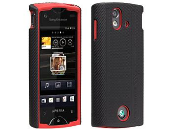 Case Mate CM016972 Xperia Ray Case - Black / Red