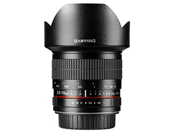 Samyang 10mm F2.8 ED AS NCS CS Lens - Nikon Mount