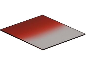 Globalmediapro Square 83 x 95mm Graduated Color Filter - Red