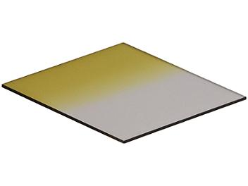 Globalmediapro Square 83 x 95mm Graduated Color Filter - Yellow