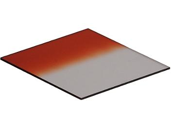 Globalmediapro Square 83 x 95mm Graduated Color Filter - Orange