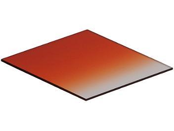 Globalmediapro Square 83 x 95mm Graduated Color Filter - Sunset