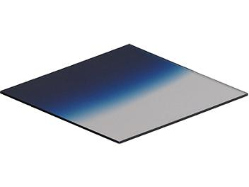 Globalmediapro Square 100 x 100mm Graduated Color Filter - Blue