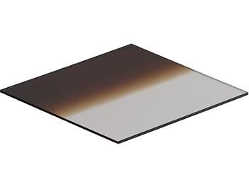 Globalmediapro Square 100 x 100mm Graduated Color Filter - Coffee