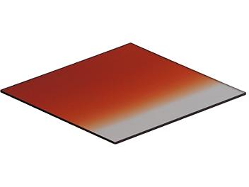 Globalmediapro Square 100 x 100mm Graduated Color Filter - Sunset