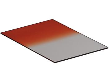 Globalmediapro Square 143 x 100mm Graduated Color Filter - Orange