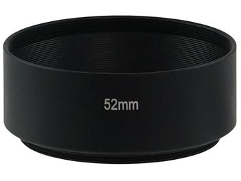 Globalmediapro Hood-52S Standard Lens Hood 52mm