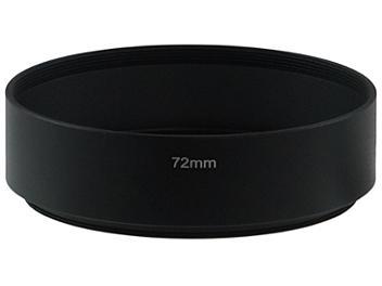 Globalmediapro Hood-72S Standard Lens Hood 72mm