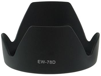 Globalmediapro EW-78D Lens Hood for Canon