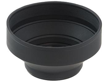 Globalmediapro Hood-55R Rubber Lens Hood 55mm