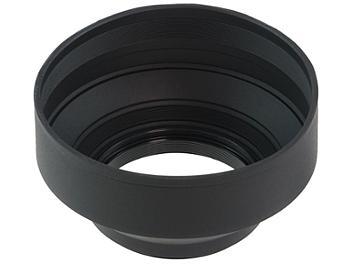 Globalmediapro Hood-62R Rubber Lens Hood 62mm