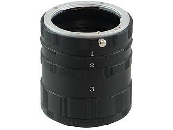 Globalmediapro Extension Tube Kit - Nikon Mount
