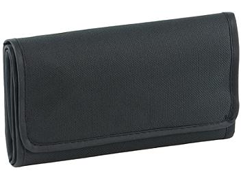 Globalmediapro Filter Pouch for Ten Round Filters up to 72mm