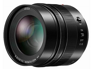 Panasonic 42.5mm F1.2 DG Nocticron ASPH Power OIS Lens - Micro Four Thirds Mount