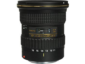Tokina 11-16mm F2.8 AT-X Pro DX II Lens - Canon Mount