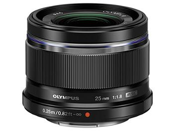 Olympus 25mm F1.8 M.Zuiko Digital Lens - Micro Four Thirds Mount