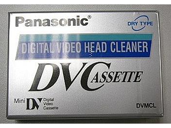 Panasonic AY-DVMCLWW mini-DV Cleaning Cassette (pack 10 pcs)