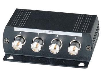 Globalmediapro SHE SDI04D 1x4 HD-SDI Distributor / Amplifier