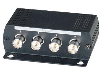 Globalmediapro SHE SDI04DE 1x4 HD-SDI Distributor / Amplifier