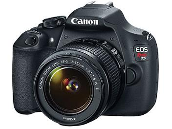 Canon EOS-1200D DSLR Camera Kit with Canon EF-S 18-55mm Lens
