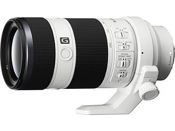 Sony SEL-70200G FE 70-200mm F4.0G OSS Lens