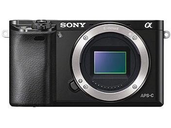 Sony Alpha A6000 Mirrorless Digital Camera Body