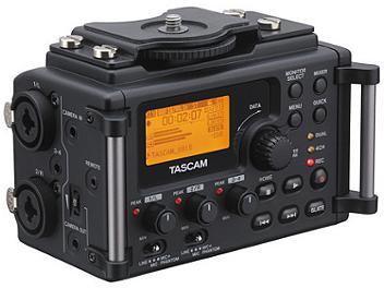 Tascam DR-60D 4-Channel Linear PCM Recorder