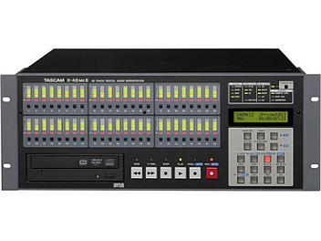 Tascam X-48mkII Hybrid Hard Disk Recorder