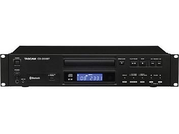 Tascam CD-200BT CD Player