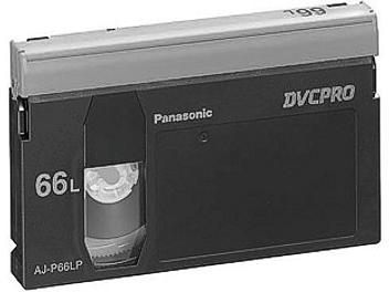 Panasonic AJ-P66LP DVCPRO Cassette (pack 50 pcs)
