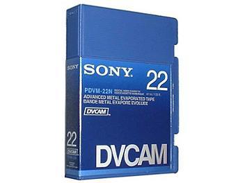 Sony PDVM-22N DVCAM Cassette (pack 5 pcs)