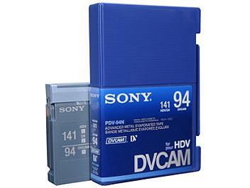 Sony PDV-94N DVCAM Cassette (pack 20 pcs)