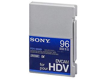 Sony PDV-96HD DVCAM Cassette (pack 50 pcs)