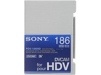 Sony PDV-186HD DVCAM Cassette (pack 10 pcs)