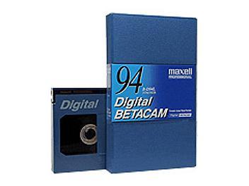 Maxell B-D94L Digital Betacam Cassette (pack 50 pcs)