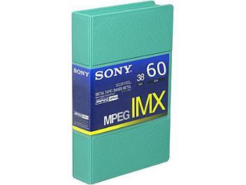 Sony BCT-60MX MPEG IMX Cassette (pack 10 pcs)