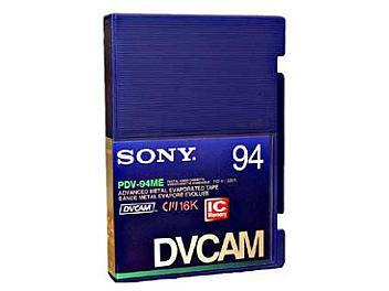 Sony PDV-94ME DVCAM Cassette (pack 20 pcs)